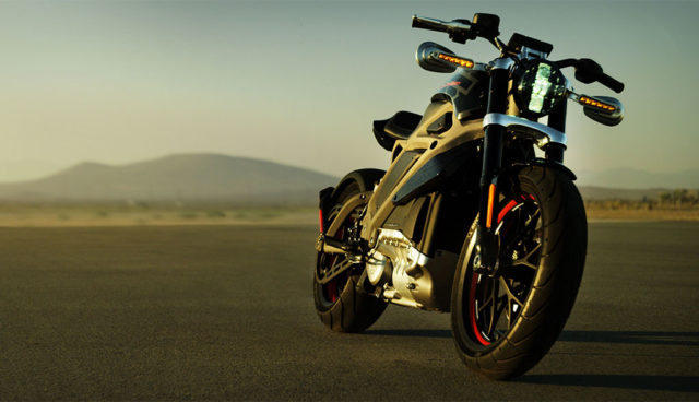 "Harley-Davidson: Elektro-Motorrad LiveWire kommt ""in 18 Monaten"""