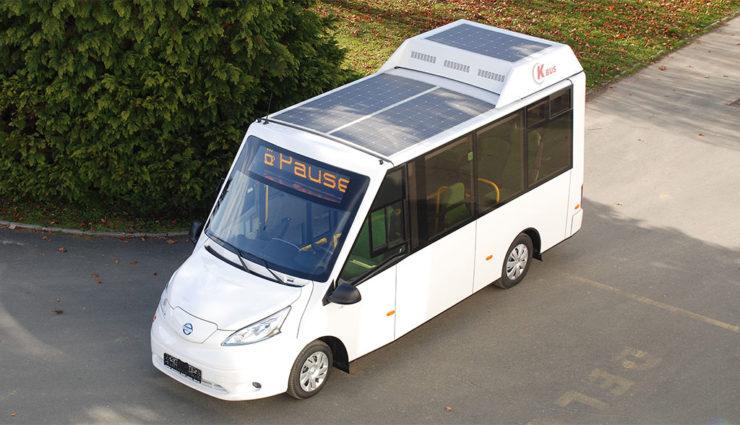 K-Bus Niederflur Elektrobus für 23 Personen-3