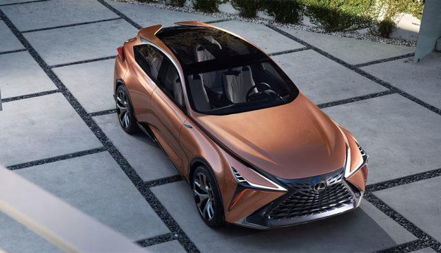Lexus LF-1 Limitless: Elektroauto-, Plug-in-Hybrid- und Wasserstoff-Versionen möglich