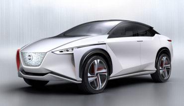 Nissan-IMx-Elektroauto