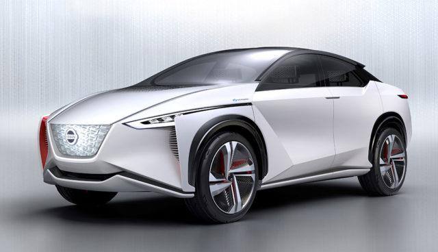 Elektroauto-Crossover Nissan IMx wird gebaut