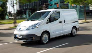 neue elektroauto transporter nissan e nv200 peugeot. Black Bedroom Furniture Sets. Home Design Ideas