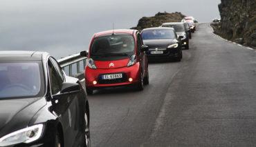 Norwegen-Elektroauto-Zulassungen