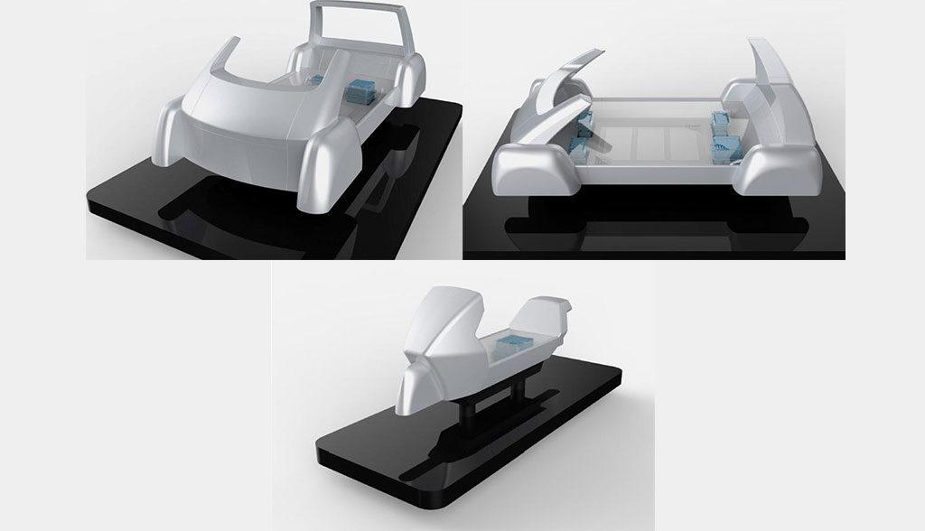 Panasonic-Elektroauto-Architektur