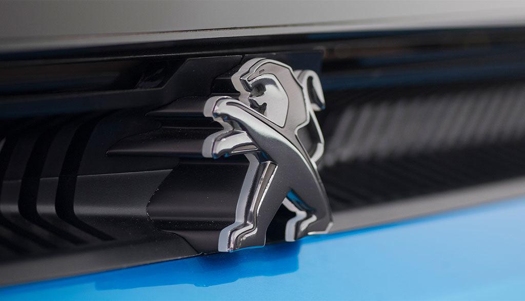 Peugeot-Elektroauto