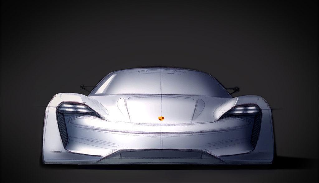 Porsche-Elektroauto-Plattform-Architektur