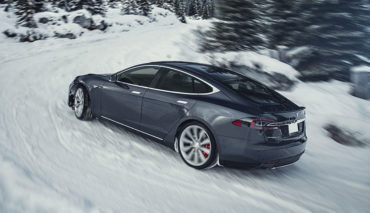 Tesla-Batterie-Winter-Vorkonditionierung