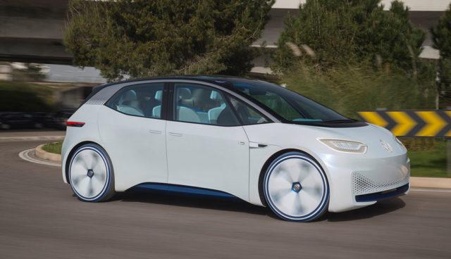 VW: Neue Elektroauto-Generation startet Frühsommer 2020