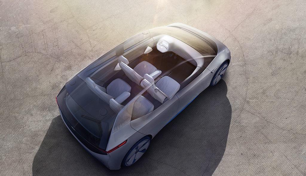 Volkswagen-Elektronik-Architektur