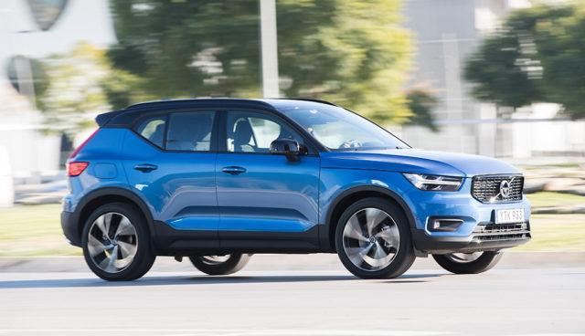 Volvo-Elektroautos kommen in mehreren Ausführungen