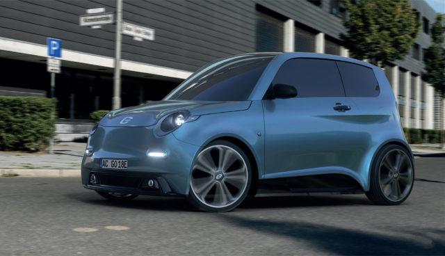 e.GO Mobile: Zum Elektroauto-Kauf gibt es ein Stofftier dazu
