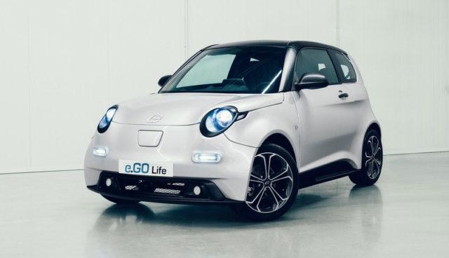 e.GO Mobile: Elektroauto-Fertigung startet im Mai, Auslieferung im Oktober