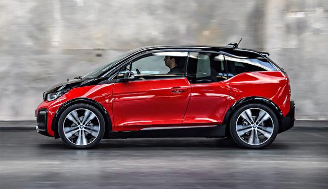 BMW verkaufte 2017 die meisten Elektroautos und Plug-in-Hybride in Deutschland