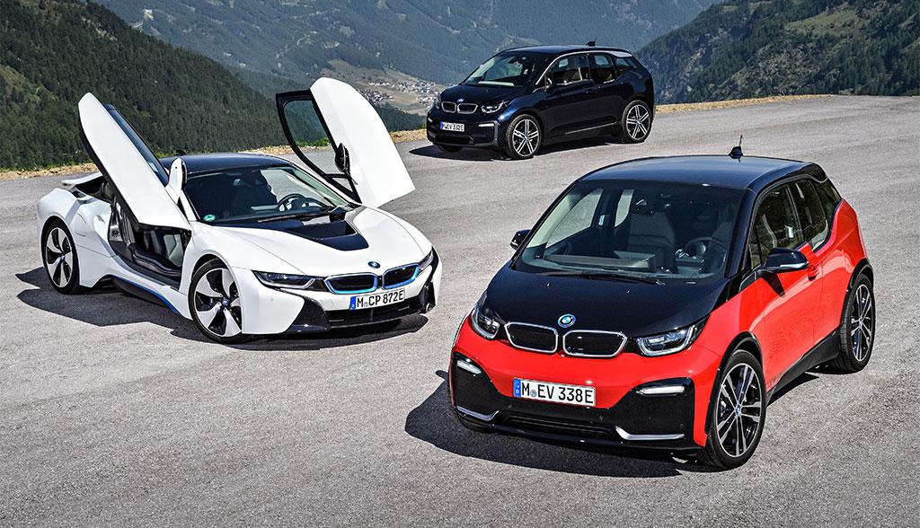 BMW-Elektromobilitaet