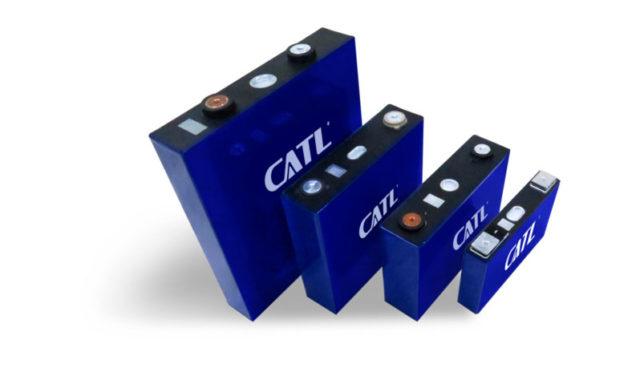 CATL-Batteriezellen-Produktion-China