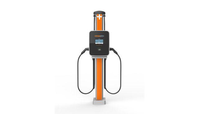 ChargePoint-Elektroauto-Ladestationen