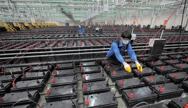 China drängt Elektroauto-Hersteller zu Batterie-Recycling