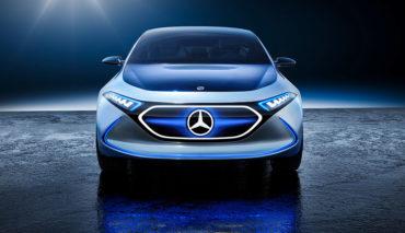 Daimler-Elektroauto