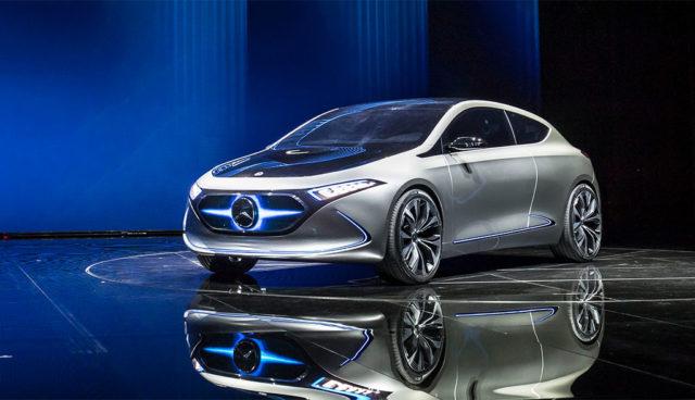Daimler warnt vor Beschaffungsrisiken bei Elektroauto-Offensive