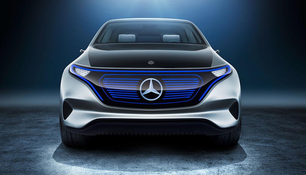 Daimler-Geely-Elektroauto