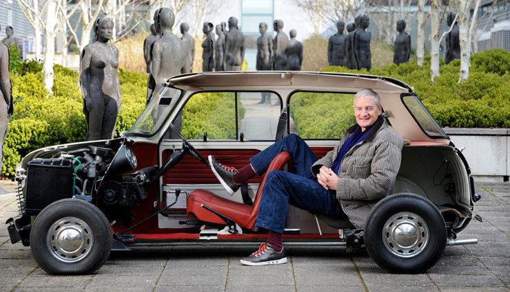 Dyson plant drei eigene E-Autos