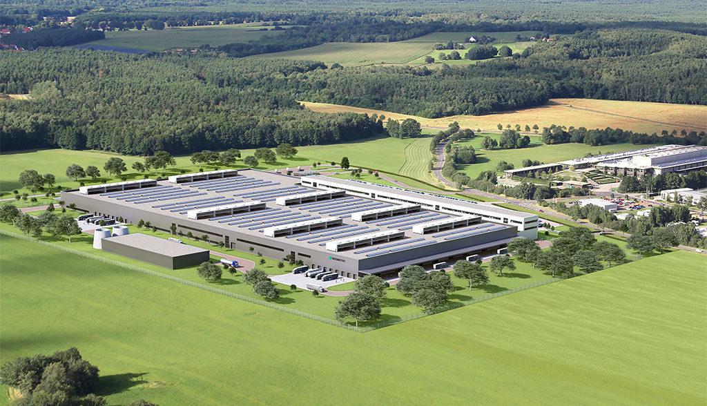 EU-Batteriezellen-Fabrik-Elektroauto