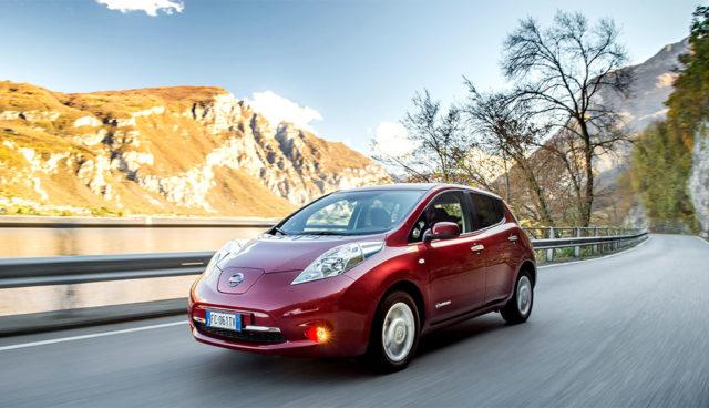 Elektroautos legten 2017 in der EU deutlich zu