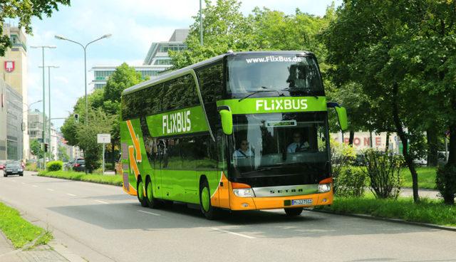 """FlixBus: """"Auf der Langstrecke wird der Hybridbus der nächste Schritt sein"""""""