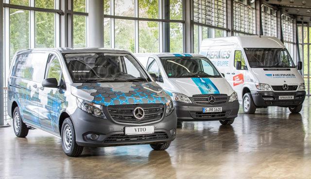 """Hermes über Elektromobilität: """"Umstellung erfolgt nicht von heute auf morgen"""""""