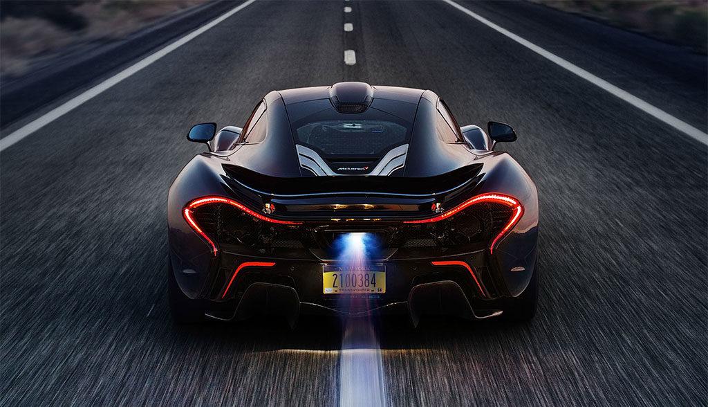 McLaren-Elektroauto-Hybridauto