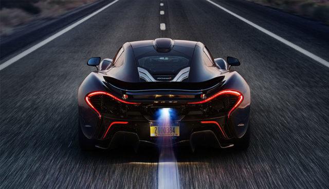 McLaren baut neue Sportwagen-Generation mit Hybridantrieb und Selbstfahr-Technik