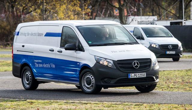"""Mercedes über Elektro-Transporter: """"Kein Wettbewerber weiter als wir"""""""