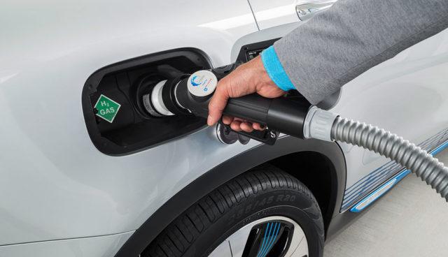 Daimler: Brennstoffzelle vor allem für große Fahrzeuge geeignet
