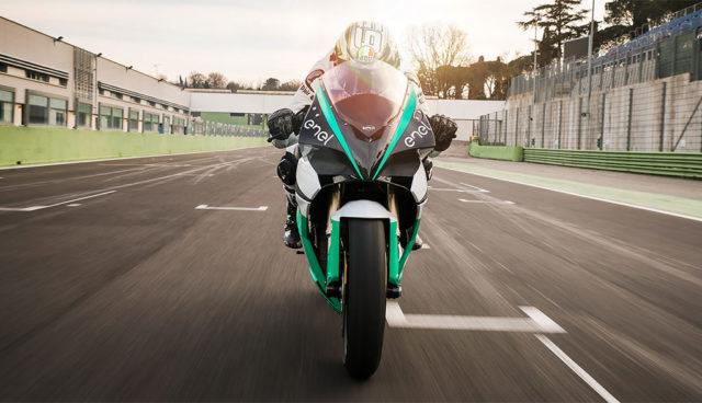 MotoE: Erste Details zur neuen Elektro-Motorrad-Rennserie