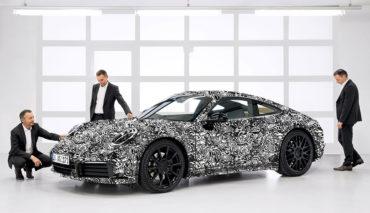 Porsche-911-Elektroauto-