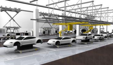 Porsche-Mission-E-Fertigung