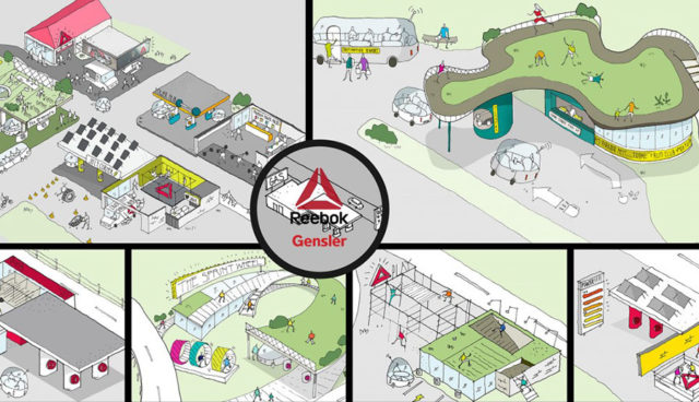 "Bei Elektroauto-Boom: Reebok will Tankstellen zu ""Fitness-Hubs"" machen"