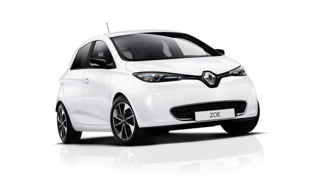 Renault ZOE bald mit 79 kW (108 PS)?