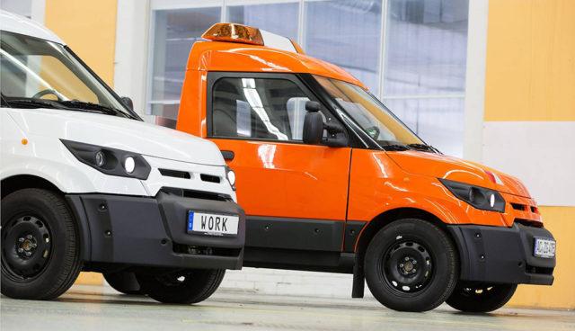 Ulmer Entsorgungsbetriebe: Elektro-Transporter StreetScooter fällt im Test durch