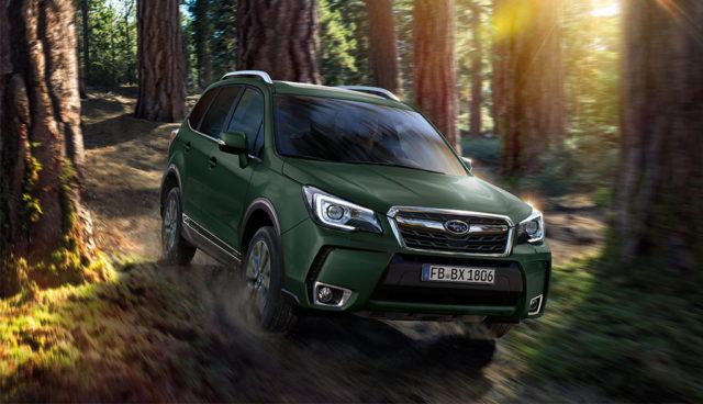 Subaru-Elektroautos