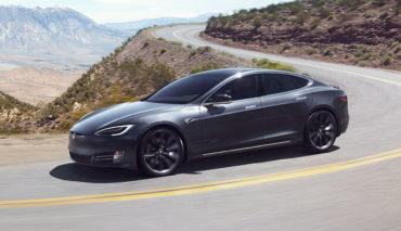 Tesla-Elektroauto