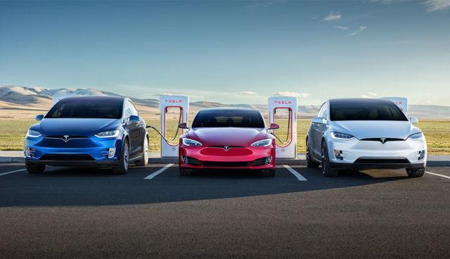 Tesla Model S übertrumpft in Europa erstmals deutsche Premium-Konkurrenz