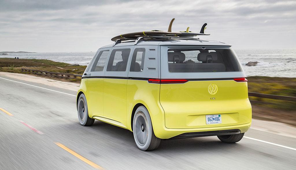 VW-Elektroauto-Design