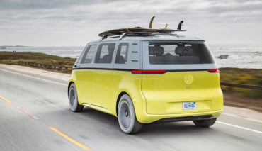 VW-Elektroauto-Design