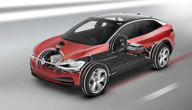 VW-Manager erklären Elektroauto-Plattform MEB