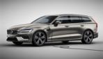Neuer Volvo V60 kommt in zwei Plug-in-Hybrid-Versionen