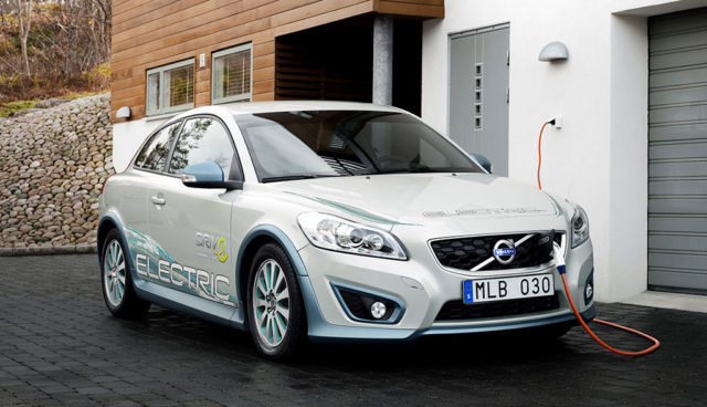 Volvo arbeitet weiter an Wasserstoff-Elektroautos