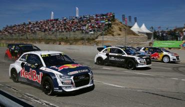 WRX-Rallycross-Elektroauto