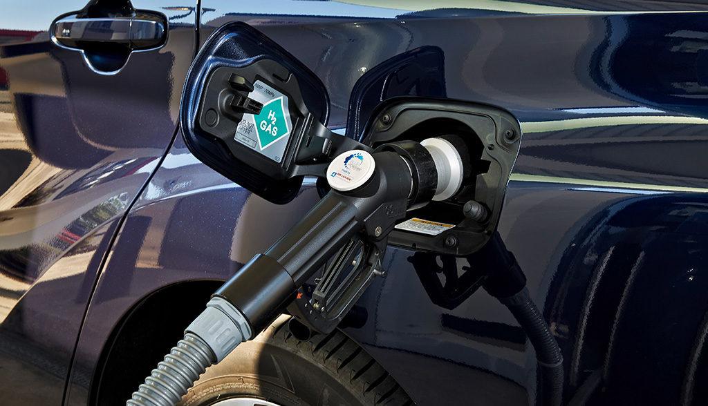 Wasserstoffauto-Tankstellen-Deutschland