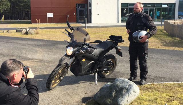 24-Stunden-Test: 1113 Kilometer mit dem Elektromotorrad